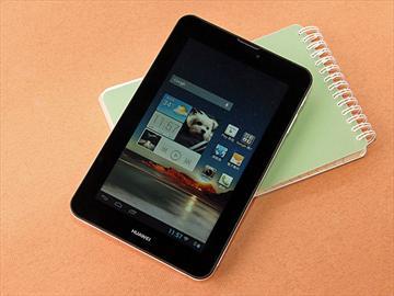 華為7吋平板MediaPad 7 Vogue 支援通話 平價登場