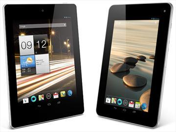 Acer發表Iconia A1-811、B1-711四核3G平板
