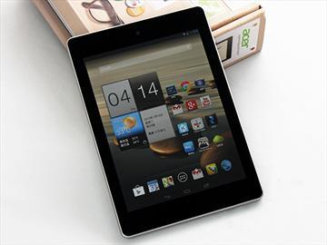 7.9吋平價四核平板Acer Iconia A1 能以手勢開啟App