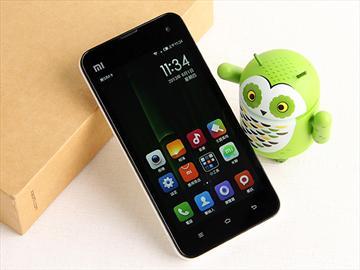 搭載NFC功能的小米手機二代青春版MI 2A