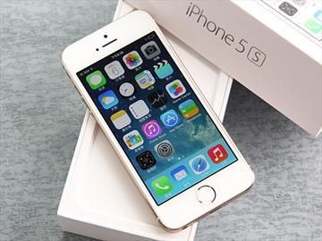 iPhone 5S外型依舊 全新視界更金彩!