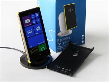 NOKIA Lumia 925混搭DT-910無線充電動手玩