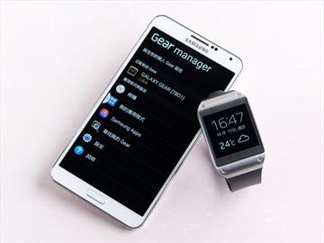 隨手聊、隨手紀錄貼身行動助理 Samsung GALAXY Gear