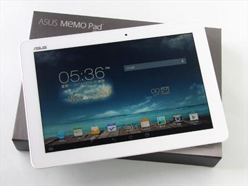 輕量大螢幕四核平板 華碩MeMO Pad 10詳測