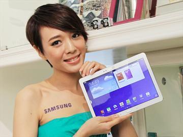 首款3GB RAM平板 三星Note 10.1 2014版11月開賣