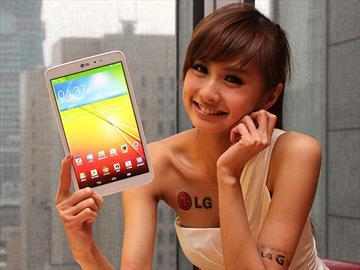 LG重返平板市場 推G Tablet 8.3 單機售9900