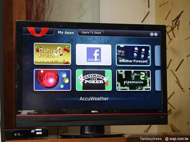 電視也夯連網!Opera TV Store雲端體驗- SOGI手機王